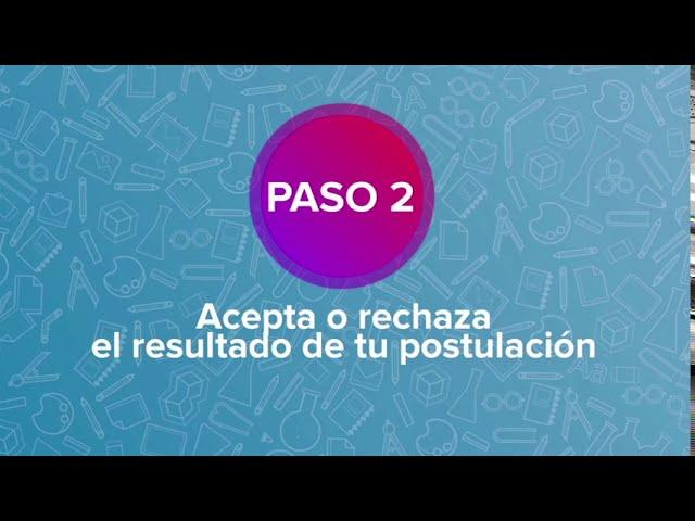 Resultados del SISTEMA DE ADMISIÓN ESCOLAR 2020