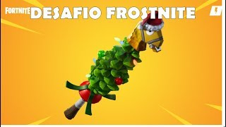 FROSTNITE CHALLENGE GETTING LIGHT ARBOL SPACE ? Fortnite SAVE THE WORLD