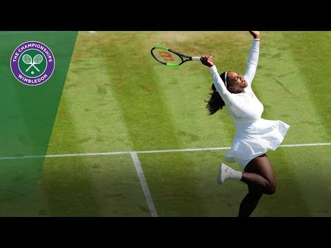 Serena Williams is through to the fourth round | Wimbledon 2018