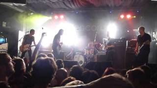 Foo Fighters - The Holy Sh*ts - 3 Songs from Mid Set - Concorde 2 Brighton 10 Sep 2014