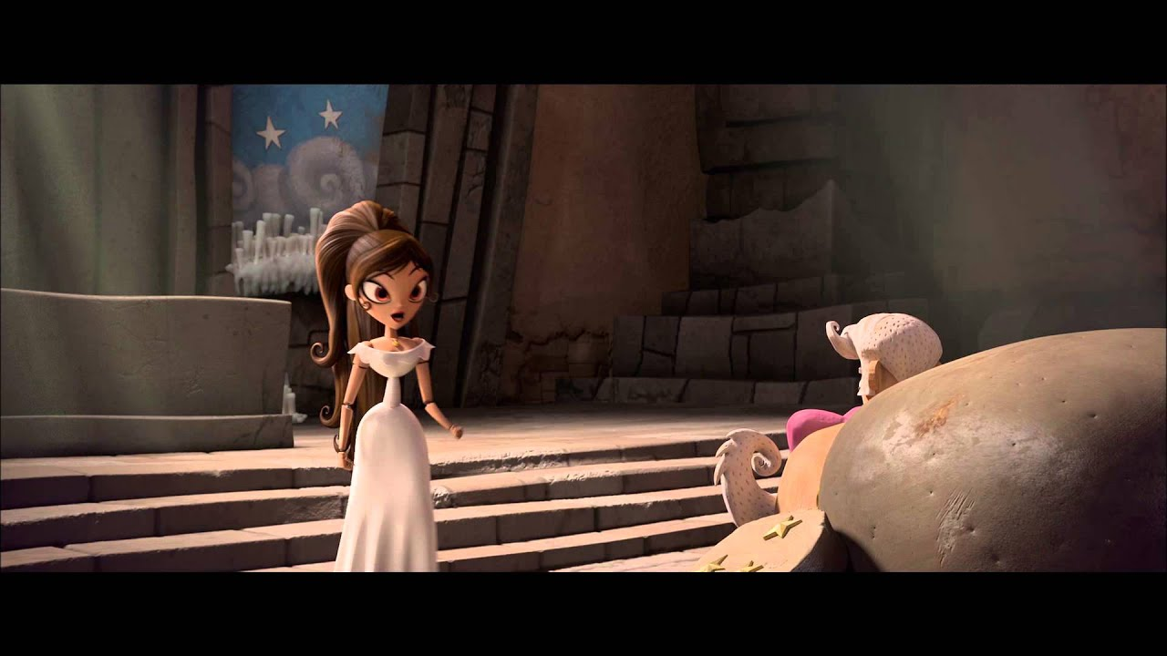 Book Of Life Featurette Becoming A Hero Youtube