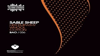 Sable Sheep - Cotton