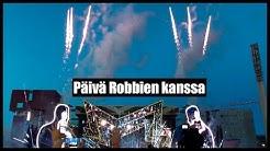 PÄIVÄ ROBBIE WILLIAMSIN KANSSA | Robbie Williams Live @ Tampere 10.8.2017