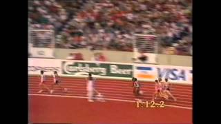 1993 World Championships, Women