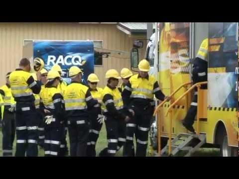 RACQ's Community Response Team