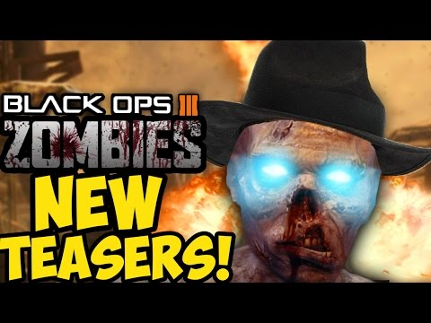 Black Ops 3 Zombies - NEW Images! MOBSTER Zombies?! Classic Map Remakes TEASED!