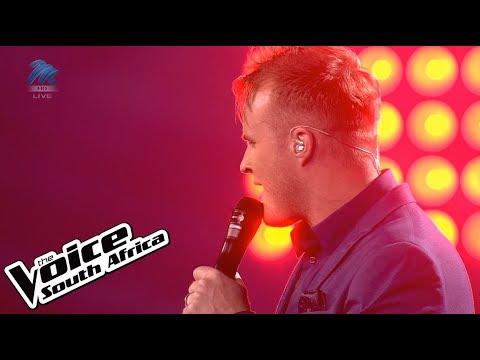 Josh - When A Man Loves A Woman | The Live Show Round 4 | The Voice SA