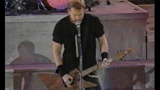 Metallica - MTV On Tour - Lollapalooza Live (1996) [TV Broadcast]