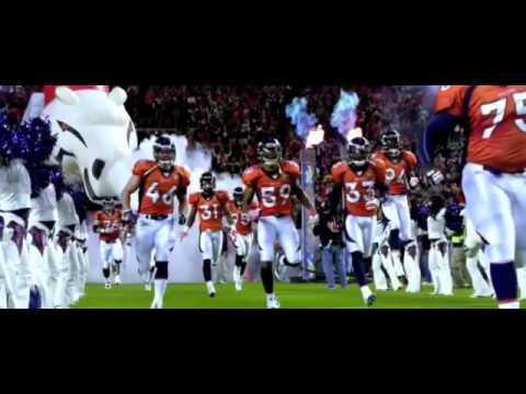 2012 Denver Broncos Trailer