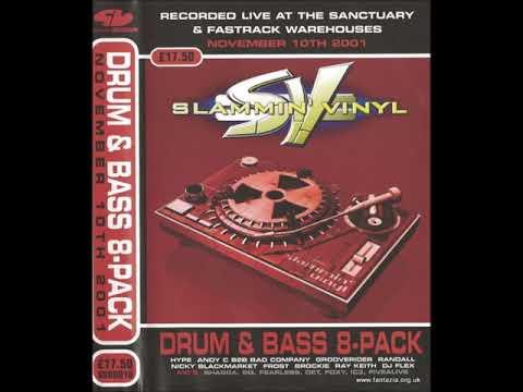 Andy C & Bad Company Ft Mc Five A ,Shabba,Foxy,Eksman & Det @ Slammin Vinyl 101101