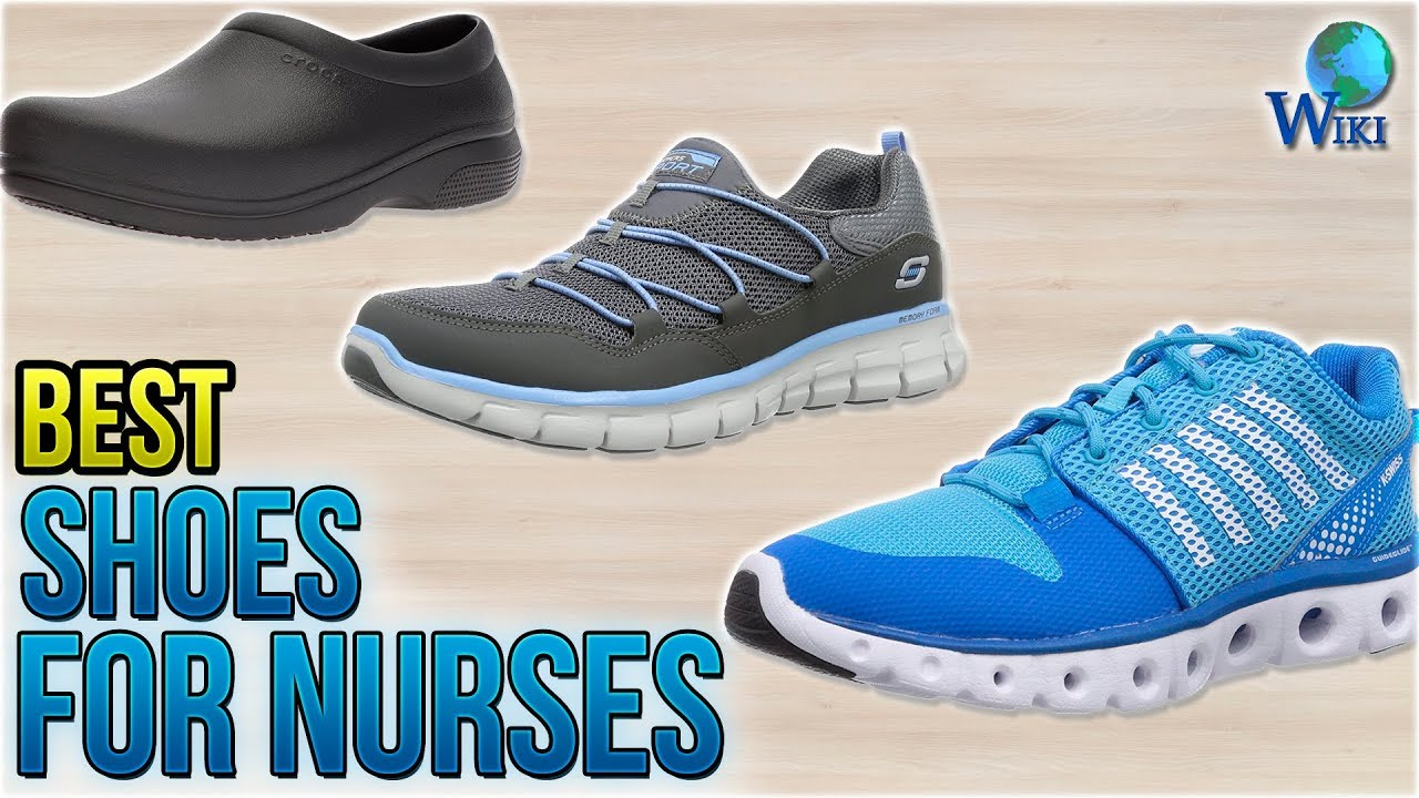 6054b48e17e7 10 Best Shoes for Nurses 2018 - YouTube