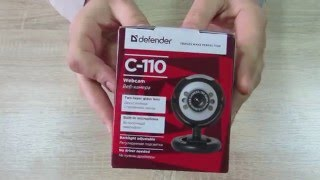 63110, Веб-камера Defender C-110