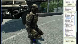 Игрострой Sandbox 2   Создание уровней для Crysis,NPC и инвентарь