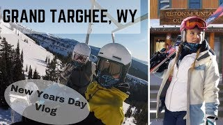 Grand Targhee - New Years Vlog