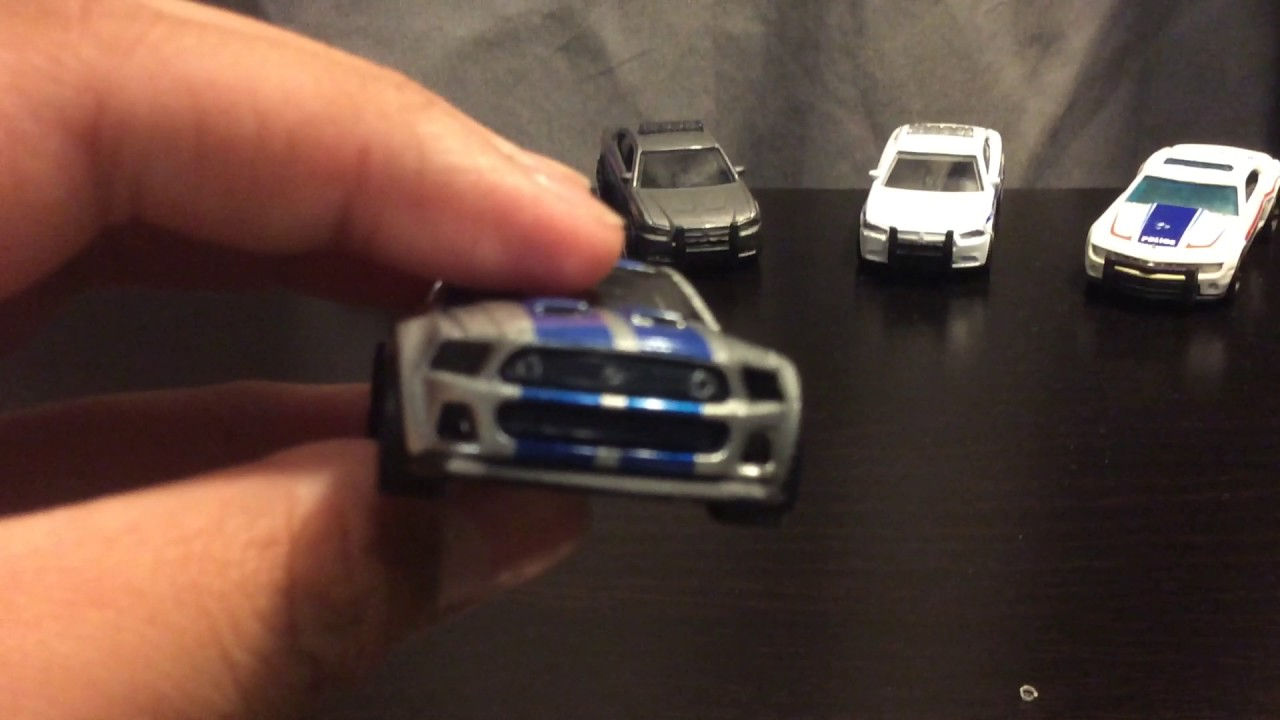 Hot Wheels Need For Speed Mustang Youtube