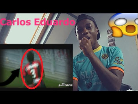 CARLOS EDUARDO AL HILAL/ OGC NICE SKILLS AND GOALS REACTION!!!