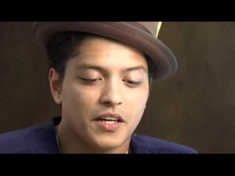 Bruno Mars His Name