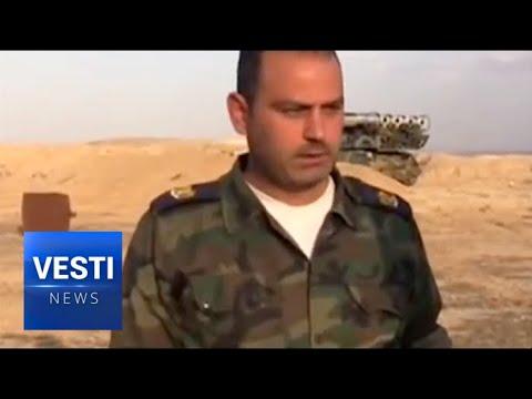 Syrian Air Defense Officer: \