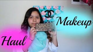 Make up Haul Thumbnail
