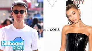 Justin Bieber & Hailey Baldwin Caught Kissing in Brooklyn  | Billboard News