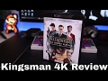 Kingsman The Secret Service 4K UHD Blu-Ray Review