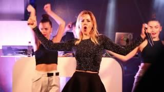 Юлианна Караулова выступление в Сочи на формуле 1 2016