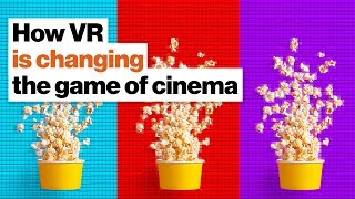 How VR is changing the game of cinema