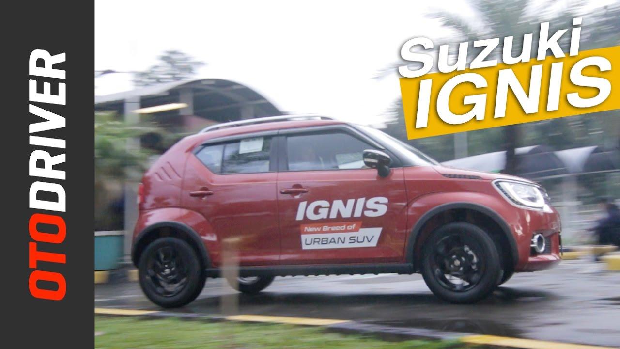Suzuki Ignis 2017 Review Indonesia Otodriver Youtube