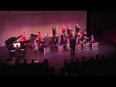 NC State Jazz Ensemble 1: Pennies From Heaven (Fall 2017)