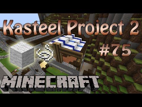Minecraft Kasteel Project 2 (Deel 75) NAALD EN DRAAD