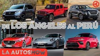 Los autos que podrían llegar a Perú directo de Los Angeles Autoshow   TODOAutos.pe