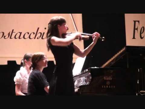 Kuls Alexandra (Poland) | Mendelssohn - Violin Concerto in E minor, Op.64, 1st mvt