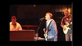 """Steve Winwood performing """"Dirty City""""."""