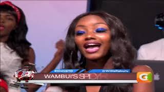 10 OVER 10  Wambui Katee performs her new song 'Mahabuba'