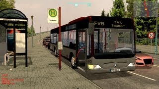 European Bus Simulator 2012 Gameplay
