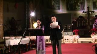 Tâm Tình Đêm Đông - Ca Đoàn St. Boniface, Giáng Sinh 2013
