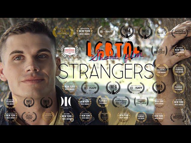 STRANGERS (2021) - Award Winning short film [LGBTQ+]