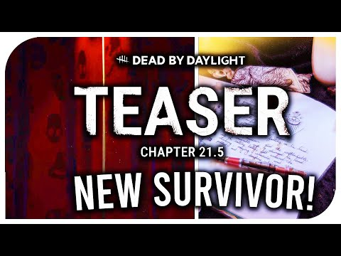 """Dead By Daylight Chapter 21.5 """"Matinee at the Moonstone"""" - DBD """"New Survivor"""" Teaser Video!"""