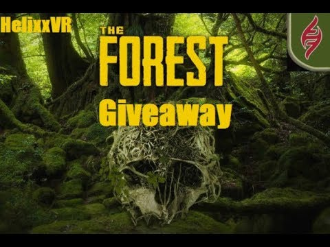 The Forest Giveaway VR and Non VR Can Enter ******Closed*****