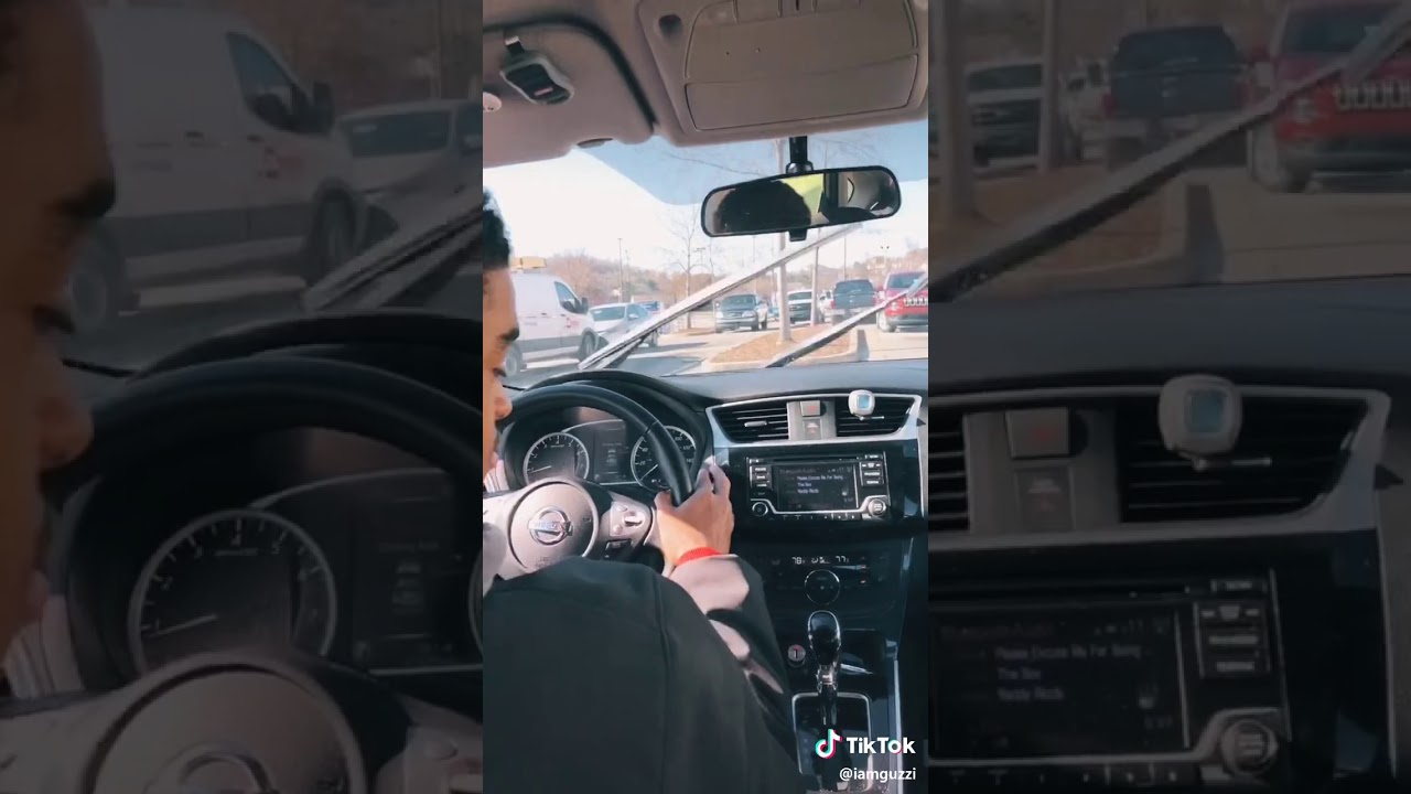 Tiktok The Box Car Dance Iamguzzi Youtube