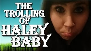 COD GHOSTS: THE TROLLING OF HALEYBABY!! #DRAMAALERT! GIRL GAMER TROLLING!!