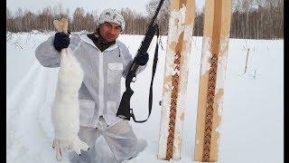 Какими должны быть охотничьи лыжи?!