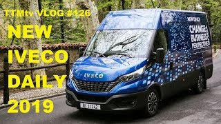 TTMtv Vlog #126 - Drive & Connect: New Iveco Daily (MY2019)