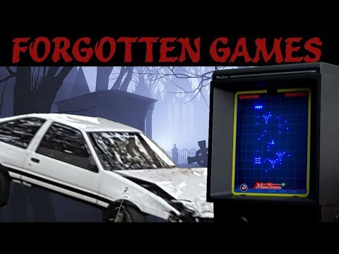 Forgotten Games - Initial D Mountain Vengeance