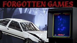 Forgotten Games - Initial D Mountain Vengeance