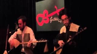 Mehmet Evren Hacıoğlu- Elmamın Bir Yanı Pembe-Ufuk Elik ile birlikte 2013