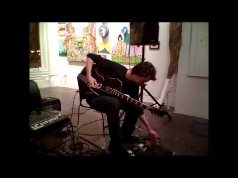Tristan Norton at Luggage Store Gallery, 2/18/2016