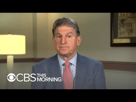 "After Sessions firing, Sen. Manchin says country on ""verge"" of constitutional crisis"