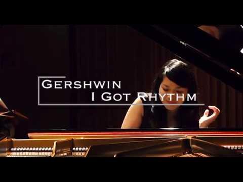 Gershwin: I Got Rhythm - Anna Kurasawa