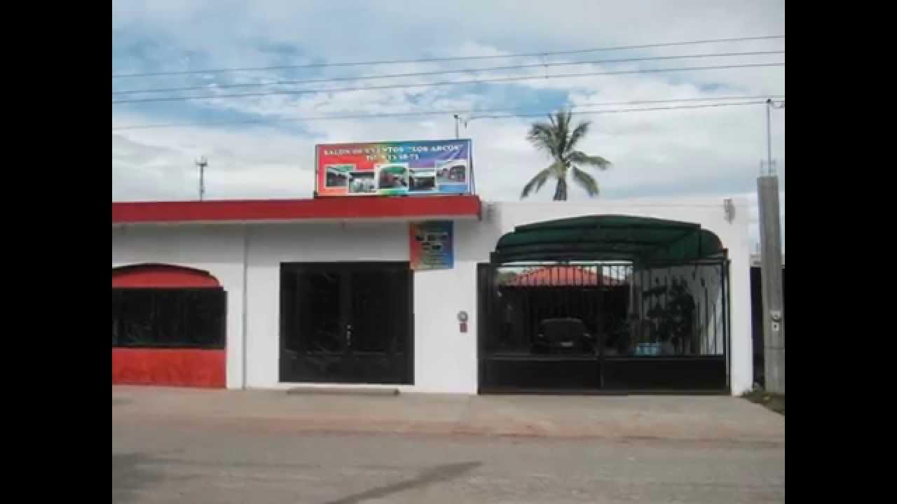 """el mejor salon de eventos """"LOS ARCOS"""" los mochis sin"""